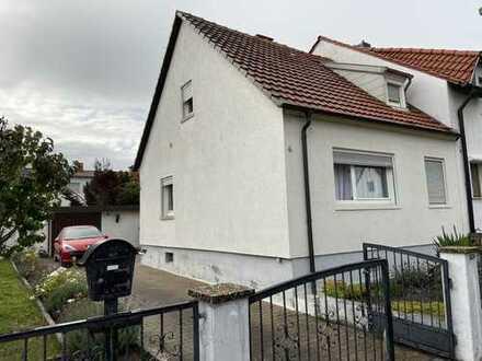 Schönes Haus mit drei Zimmern in Grünstadt