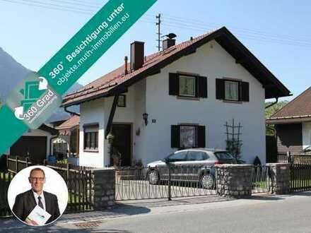 Freistehendes Einfamilienwohnhaus mit Garage & Garten - derzeit Kapitalanlage, KEIN Selbstbezug!