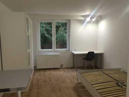 NUR FÜR STUDENTEN UND AUSZUBILDENDE. Stilvolle, sanierte 1-Zimmer-Wohnung mit Einbauküche in Nagold