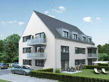 Neubau in Nittenau - 4-Zimmer-Dachgeschoss-Wohnung