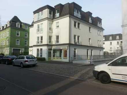 Vermietete Gewerbeeinheit mit Schaufensterfront, 4 Räumen, WC u. Stellplätzen in 01159 Dresden