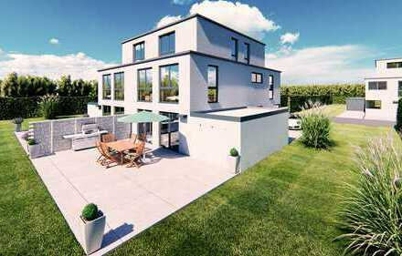 Modernes 2,5 geschossiges Bauhaus DPH mit 160m² + Garage in guter Lage (schlüsselfertig)