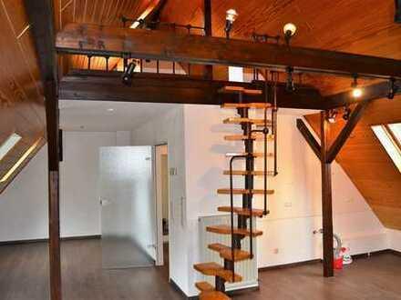 Wengern: Schöne Single-Wohnung im Dachgeschoß