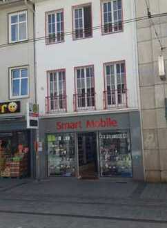 Gebäude mit Ladenlokal und Wohnungen in der Neusser Fußgängerzone 1A Lage zum Kauf