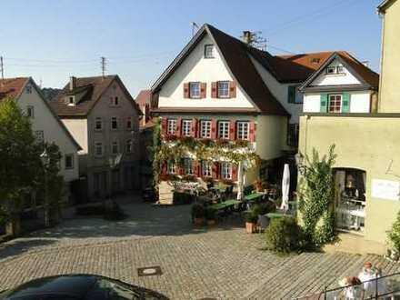 gemütliche Dachgeschosswohnung im Herzen der Altstadt
