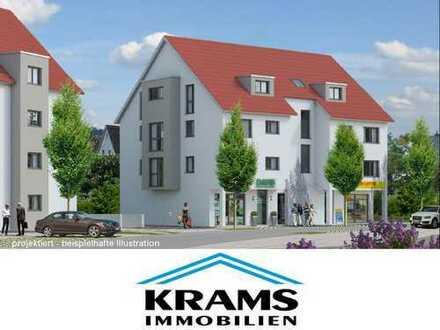Sichern Sie sich heute schon Ihren Standort in der neuen Grafenberger Ortsmitte!