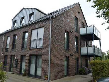 Drei Zimmer Wohnung mit Balkon in Münster, Albachten, frei ab 01.12. oder früher