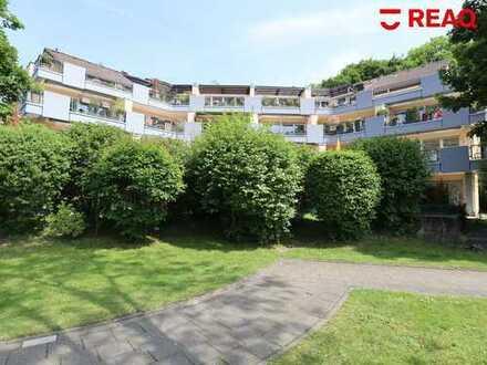Idyllisches Wohnen in Laurensberg: 4 Zimmer-Wohnung mit zwei Terrassen und großem Wohnbereich!