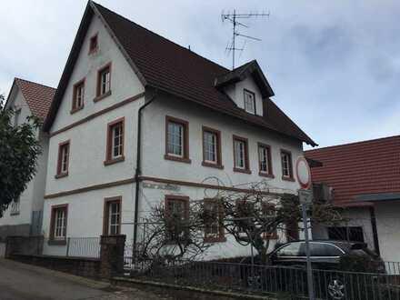 Reizvolles, freistehendes Haus in Malsch, Ortskern