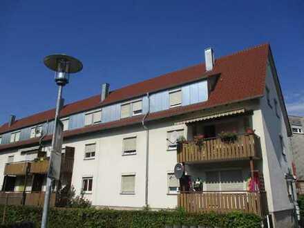 Helle Wohnung - toller Balkon
