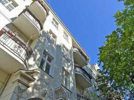 Friedenauer Toplage: 9 vermietete Eigentumswohnungen im Paket in stattlichem Jugendstilhaus!