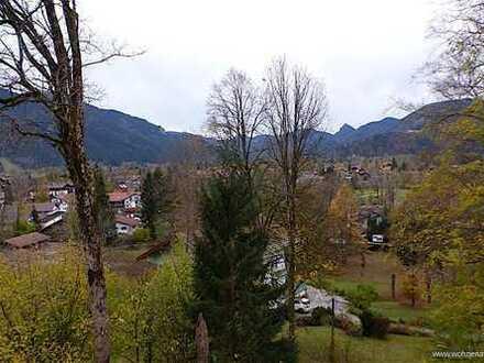 Großzügige 2-Zimmerwohnung in Tegernsee-Süd
