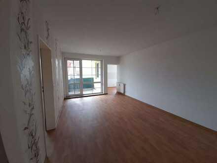 ruhige 2-Raum Wohnung