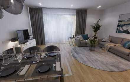 Hochwertige Wohnung Typ D in der Stadtvilla Paris