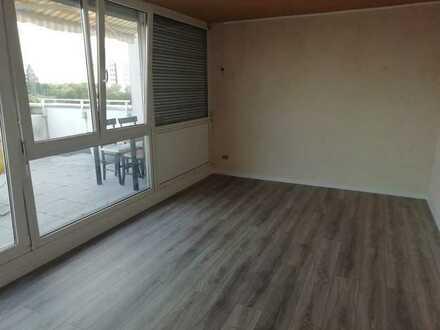 Ruhiges, helles Appartement mit südseitigerDachterrasse, München, Landsberger Str. Nähe Westbad