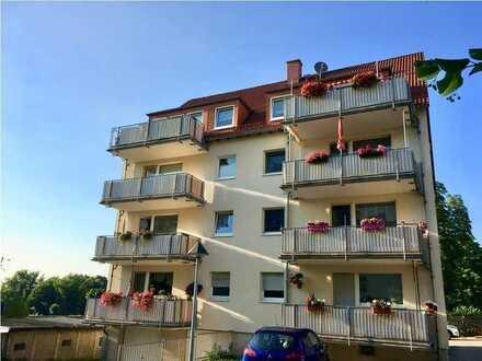 +++ Attraktive 3-Raum-Wohnung mit Balkon +++