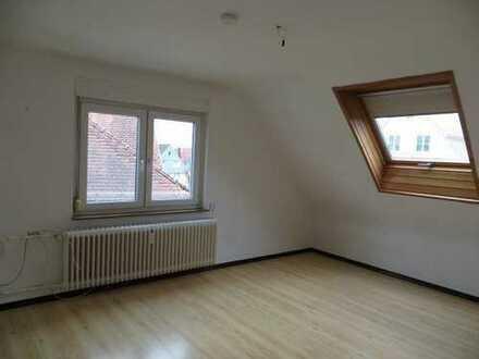 !!! Jetzt renovieren und im Zentrum von Welzheim wohnen !!!