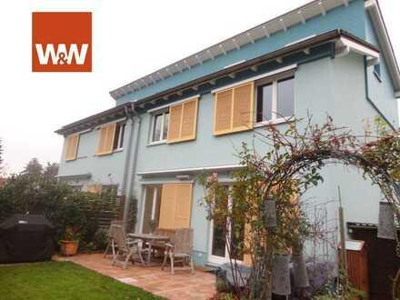 Neu! Sehr geschmackvolles Einfamilienhaus/Doppelhaushälfte in sehr schöner Lage von Lübars