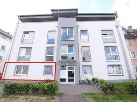 Zentrale 4-Zimmer-Wohnung im Erdgeschoss!