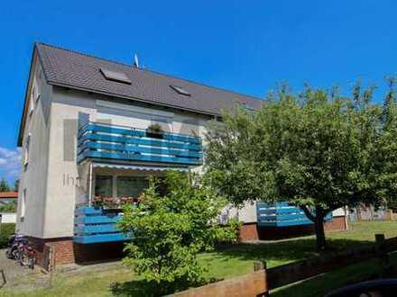 Gut als Kapitalanlage nutzbar: 2-Zimmer-DG-Whg. in grüner Wohnlage im Norden von Braunschweig