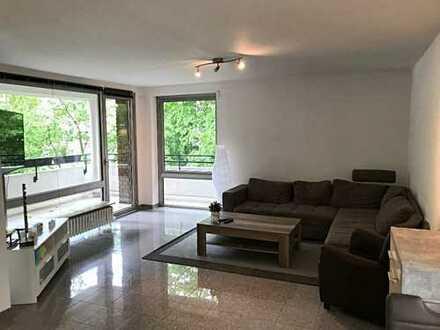 Exklusive, vollständig renovierte 4-Zimmer-Wohnung mit Sonnenloggia und Einbauküche am Zoopark