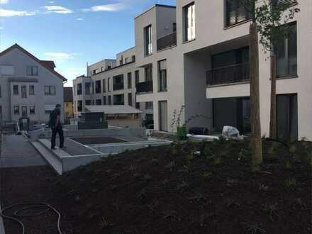 Erstbezug einer modernden 3,5 Zimmer Wohnung in Top Lage