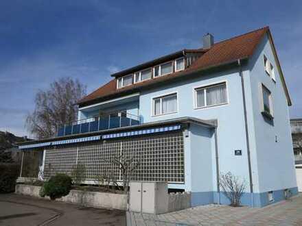 Wohn- und Geschäftshaus in S-Plieningen