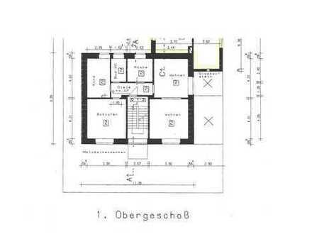 Günstige, vollständig renovierte 5-Zimmer-Wohnung mit gehobener Innenausstattung zur Miete in Selm