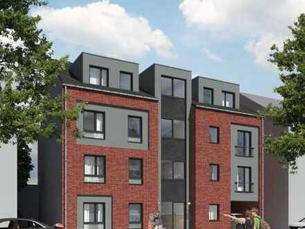 Neubau-Erstbezug: 3 Zi-EG-Wohnung mit Westgärtchen im beliebten Stadtteil Hiltrup