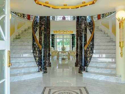Exklusive Luxus-Villa am Seddiner See