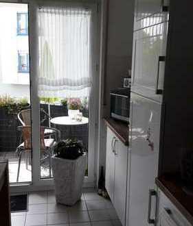 Schöne gepflegte 2-Zimmer-Wohnung in Durmersheim
