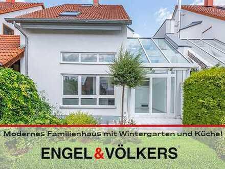 Modernes REH mit Wintergarten und EBK!