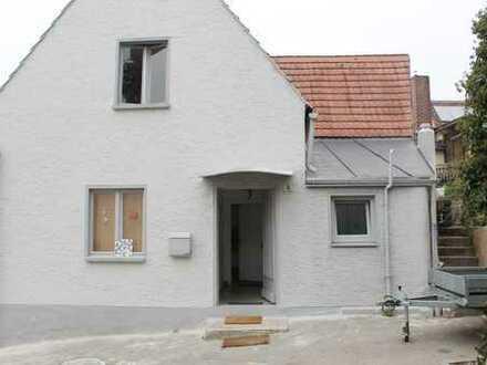 Schnuckeliges, ausbaufähiges Haus!