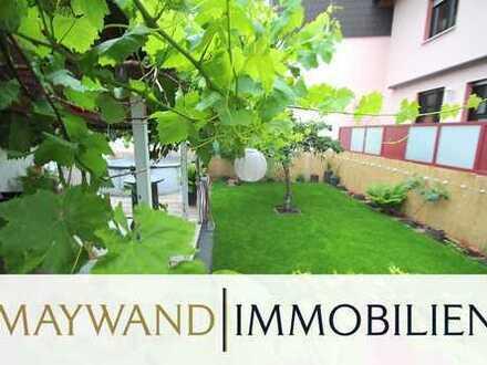 Wunderschönes 2 Familienhaus mit Garten und Garage in zentraler Lage von Hockenheim