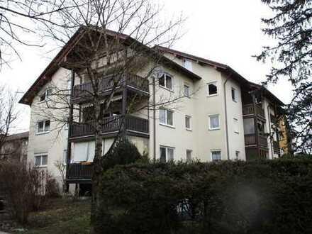 Helle zentrumsnahe 2-Zimmer-Wohnung in Wangen im Allgäu