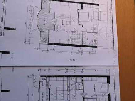 Vollständig renovierte 5-Zimmer-Dachgeschosswohnung in 3. u. 4 Og.