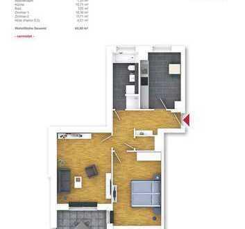 Tolles Investment! Top modernisierte 2-Zimmerwohnung in Köln-Deutz!