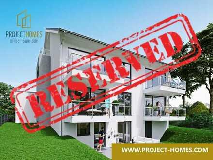 Neubautraum: Moderne und sonnige Eigentumswohnung mit herrlichem Balkon