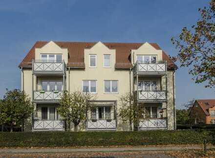 Gut geschnittene Wohnung mit Südbalkon für Kapitalanleger!