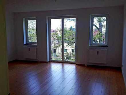 Sofort beziehbare 2 Raum Etagenwohnung in Gräfenhainichen, auf Wunsch auch vermietet