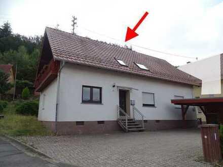 Zwangsversteigerung ! Großes Einfamilienhaus mit Carport und PV Anlage