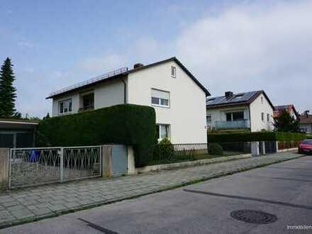 2-Familienhaus gut vermietet in ruhiger Wohnlage