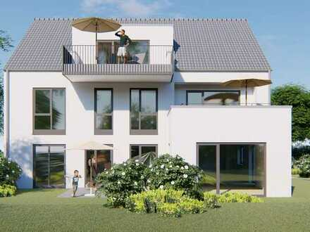 Großzügige und exklusive 4-Zimmer-Wohnung in Aschaffenburg/Stadtnähe. ERSTBEZUG!