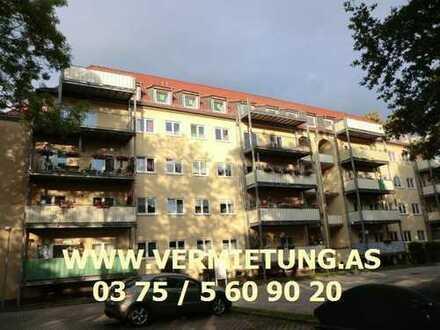 +++ Mulden- und zentrumsnah Wohnen mit Balkon + Lift +++