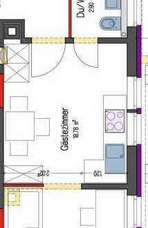 1-Zimmer-ELW ca. 22qm in Nürtingen-Oberensingen ab sofort
