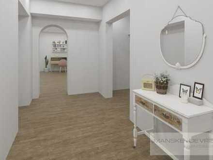 Gemütliche 3-Raum Wohnung mit Balkon in schöner Wohnsiedlung in Mülheim-Dümpten