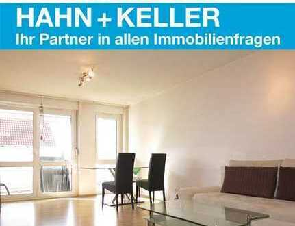 Helle 4 Zimmer Wohnung mit zwei sonnigen Balkonen und Stellplatz in Wendlingen!