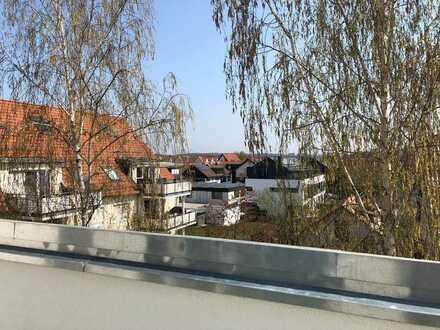 Exklusive 4 Zimmer-Galerie-Dachgeschoßwohnung