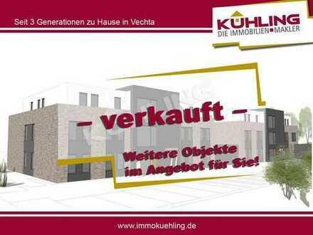 Nur noch 1ne frei! Neubaueigentumswohnung - Wohnen ohne Treppen steigen