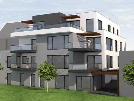 7 Eigentumswohnungen + Büro in exponierter Lage mit Blick auf den Main